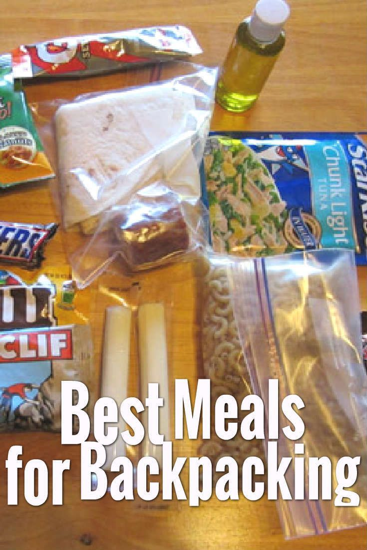 Best Meals for Backpacking What Should You Pack