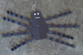 I Teach Second: 2nd Grade Teaching Resources: Geometry Spider Glyph
