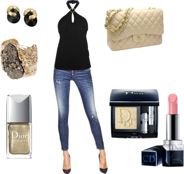 e8a0c167c52 girl s night out outfit idea with accessories