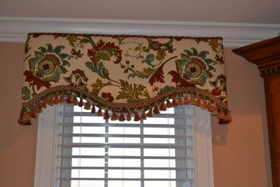 More Cornice Boards Statesville Window Valance Diy Window