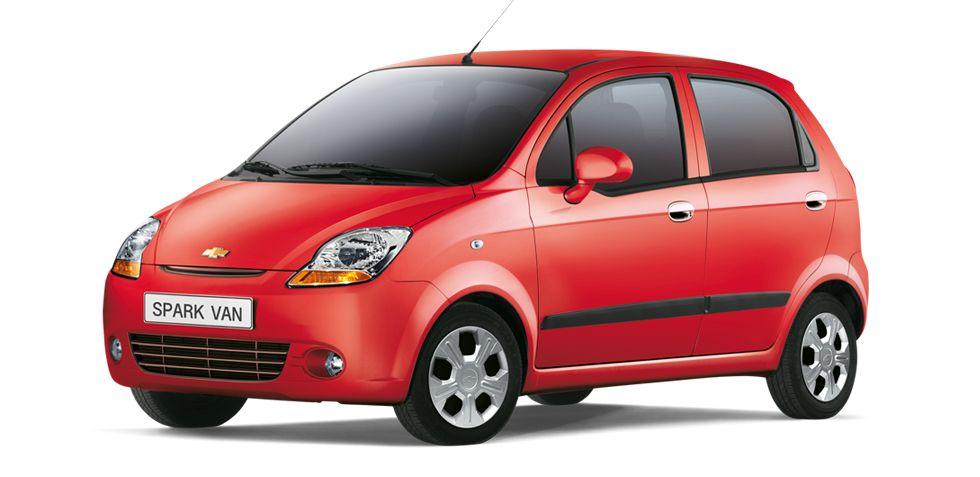 Chevrolet Spark Van O To Vans Xe O To