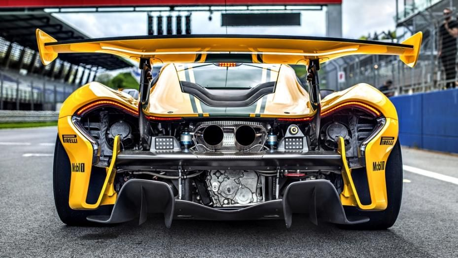Speed Week: 986bhp McLaren P1 GTR thrashed on track