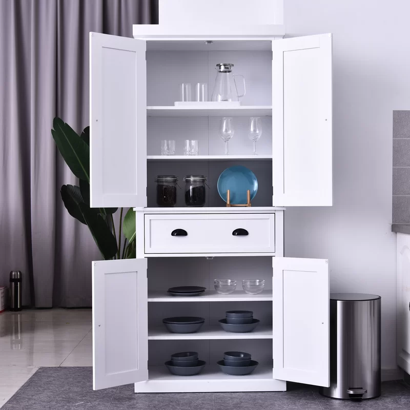 Dizon 73 Kitchen Pantry In 2020 Kitchen Clutter Stylish Storage Kitchen Pantry