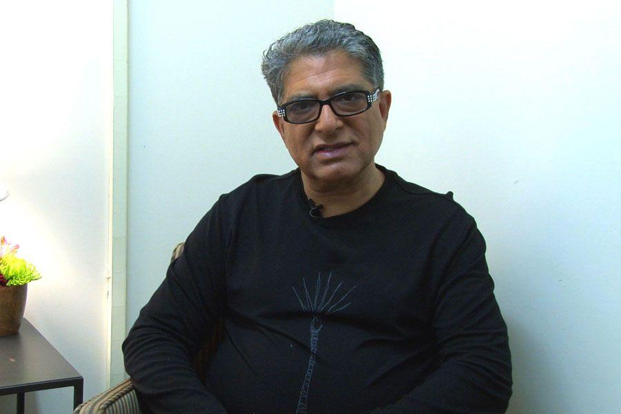 Eliminate Stress With Deepak Chopra