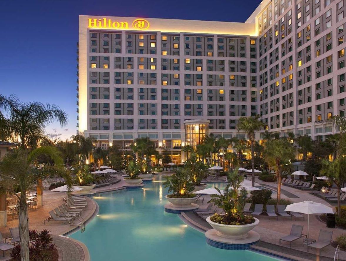 Orlando (FL) Hilton Orlando Orange County Convention