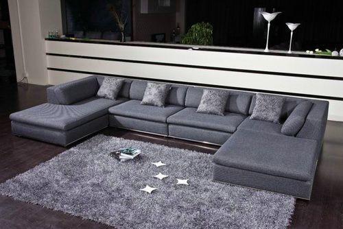 Pin By Niranjan On Projects To Try Pinterest U Shaped Sofa Sofa