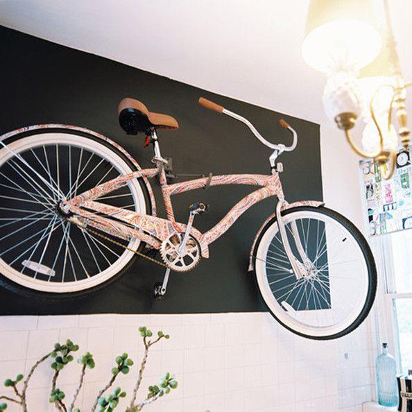 Wheeling Around Cool Wall Art Bike Art Bicycle