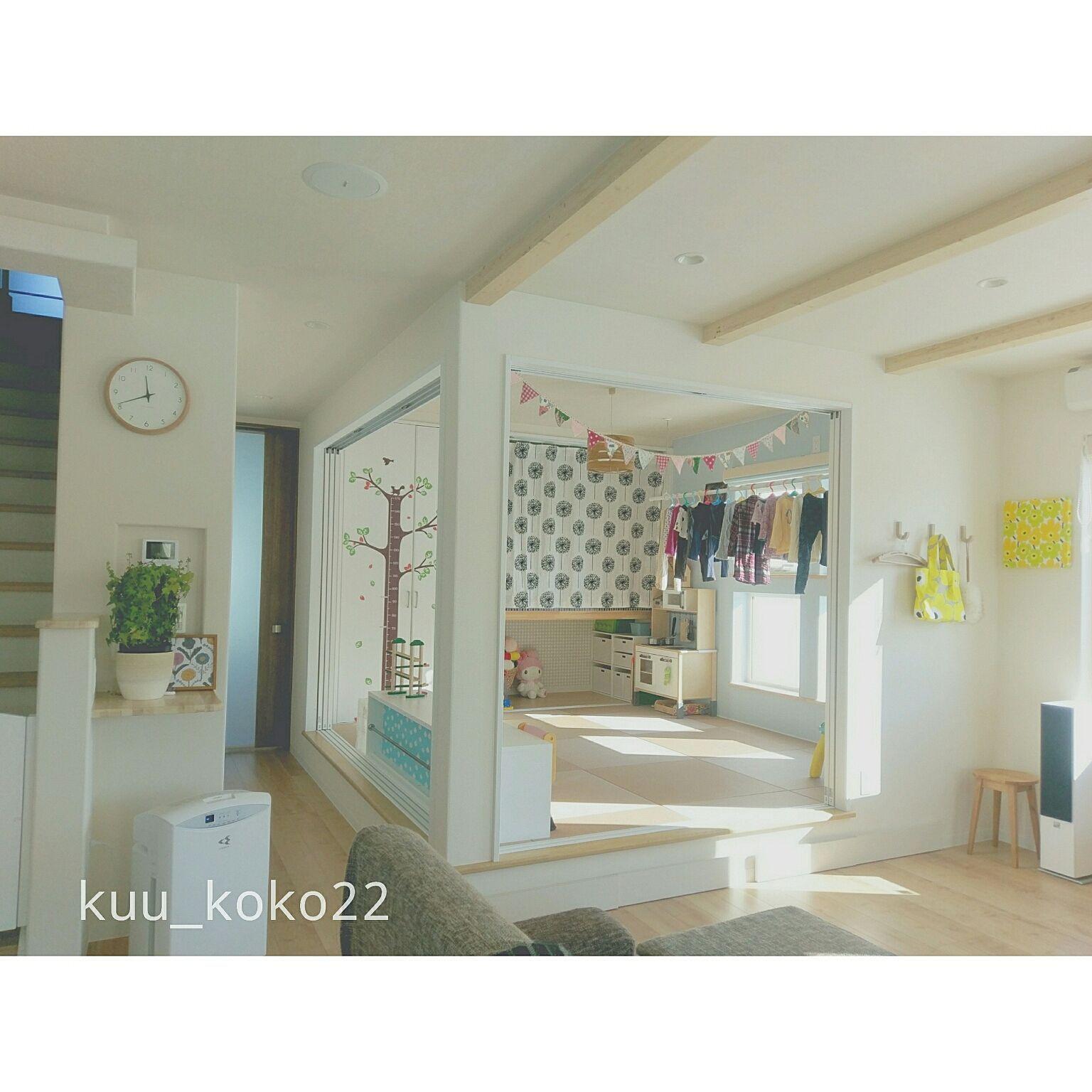 buy online e3a1c 21bbb 部屋全体/Myhome/こどもと暮らす。/新築一戸建て/marimekko ...