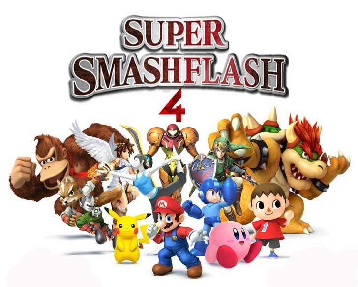 super smash flash 2 apk ios