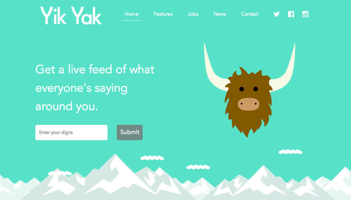 Why College Campuses are Yapping about the app Yik Yak