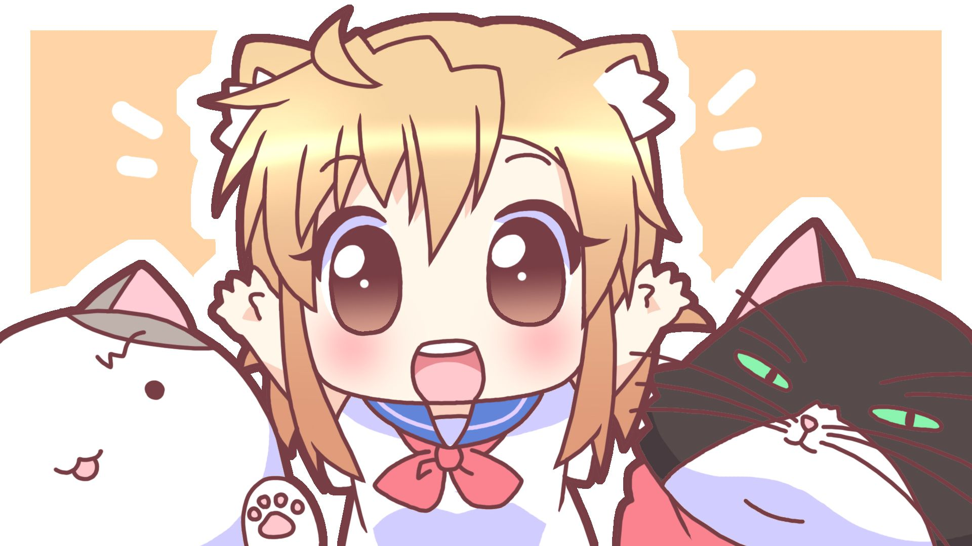 картинки чиби аниме: