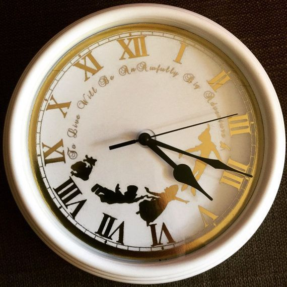 Disney Inspired Clocks For Any Disney Addict