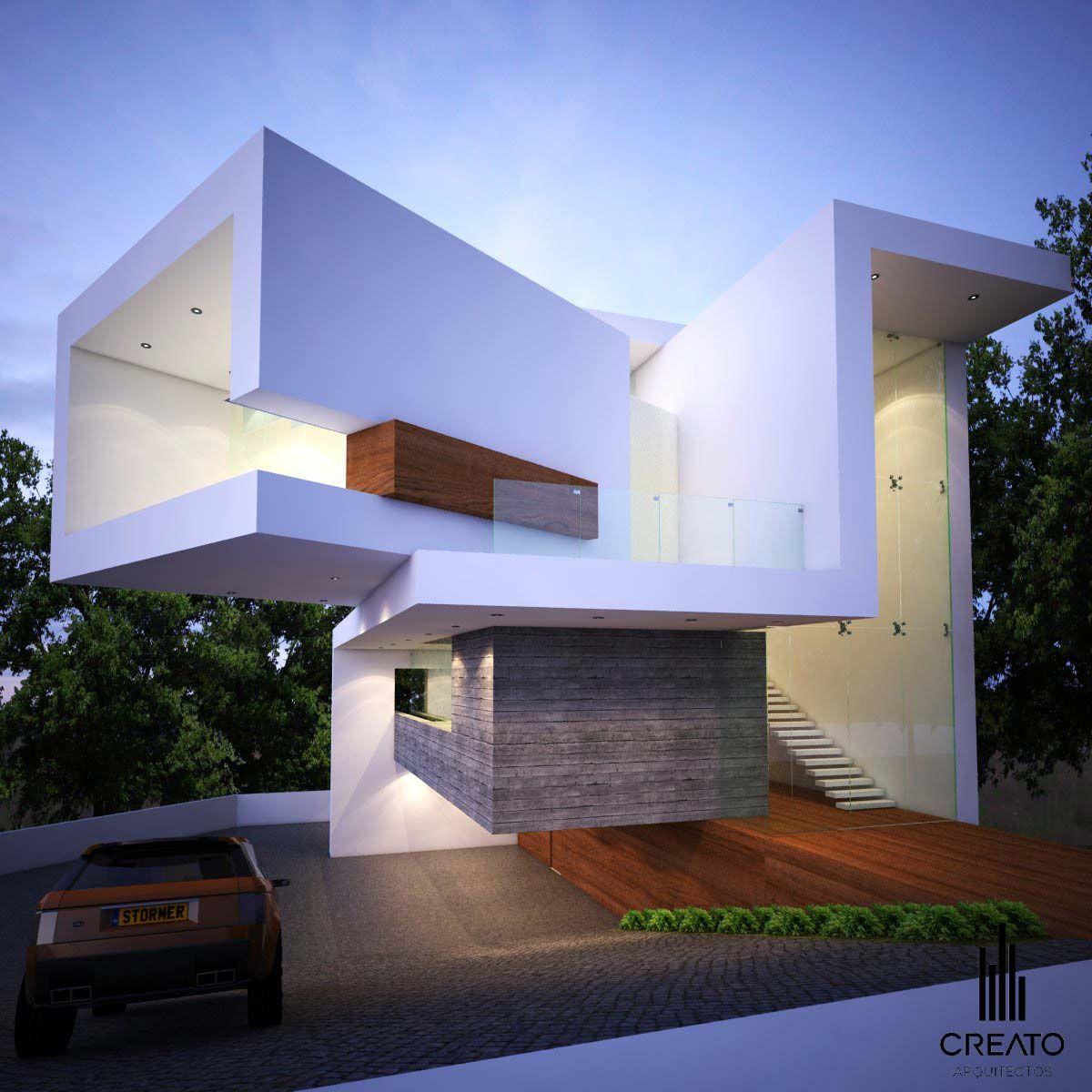 Casa bugambilias arquitetura pinterest arquitectos - Arquitectos casas modernas ...