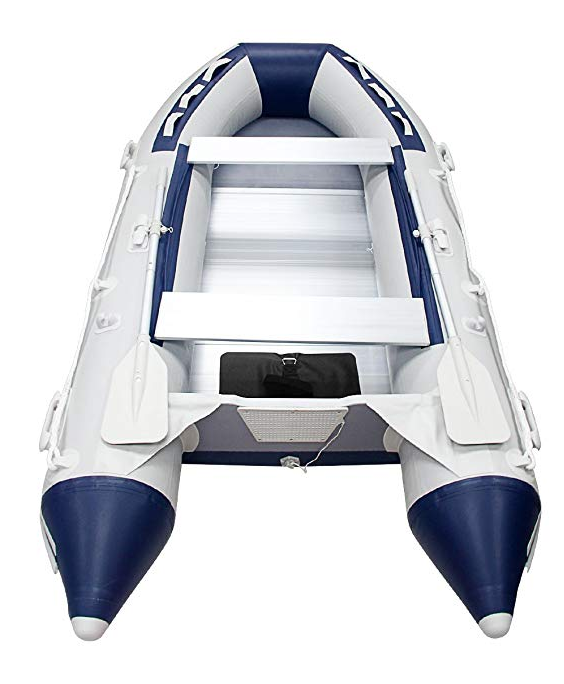 Uboway Inflatable Boat/ Dinghy/ Raft with Paddles, Backpack