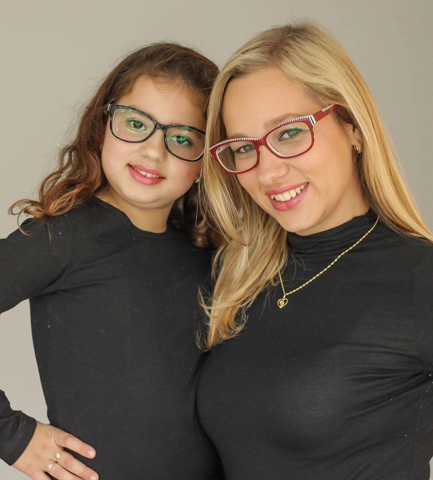 sobrinha e filha