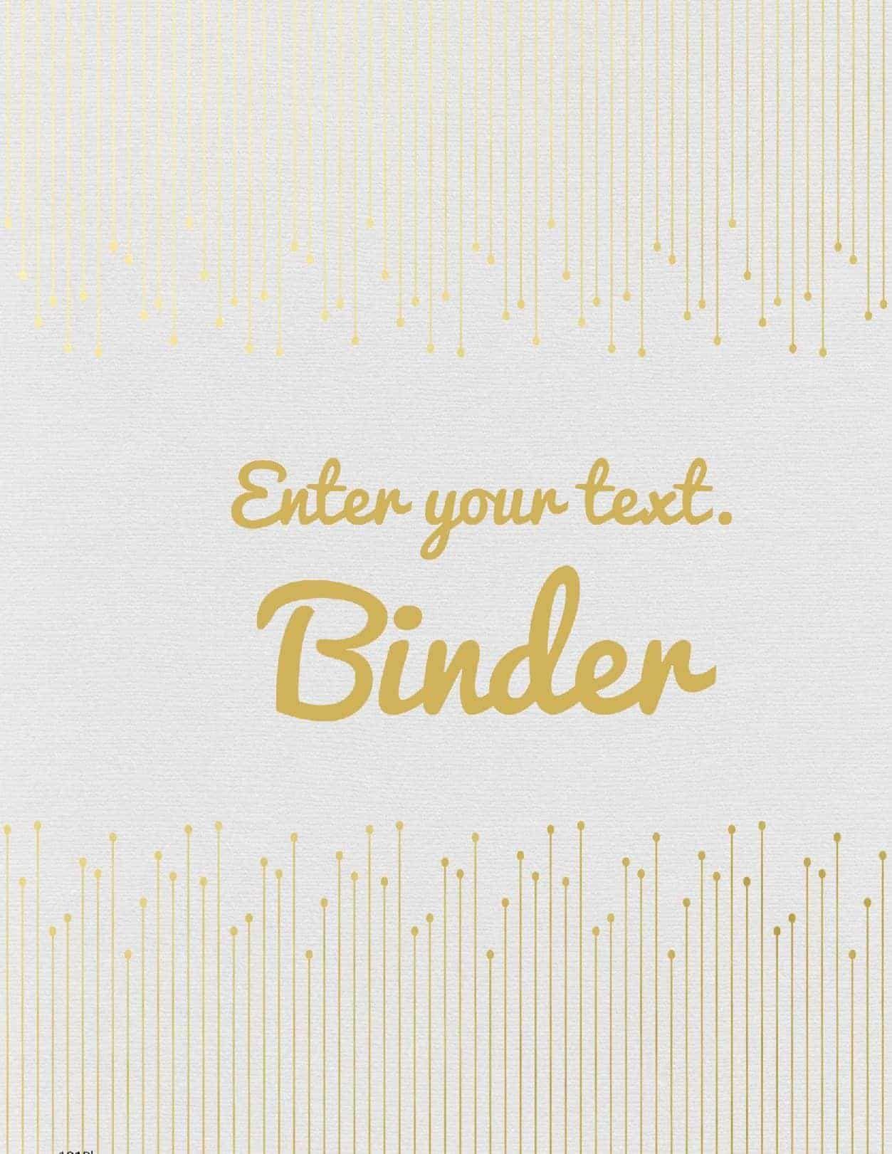 Free Printable Binder Cover Templates Customize Online Print At Home Binder Cover Templates Binder Covers Printable Binder Covers