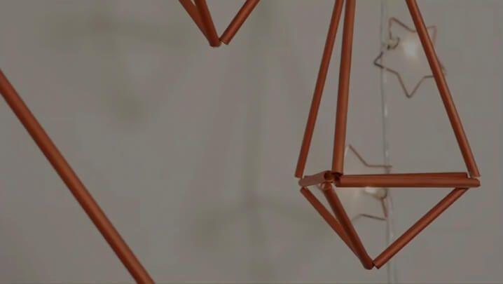 Collection copper id es d co table sapin et maison pour - Decorer sa maison virtuellement gratuit ...