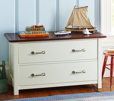 Speedboat Ii Low Dresser Potterybarnkids Low Dresser