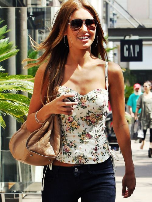 Corset Tops With Jeans