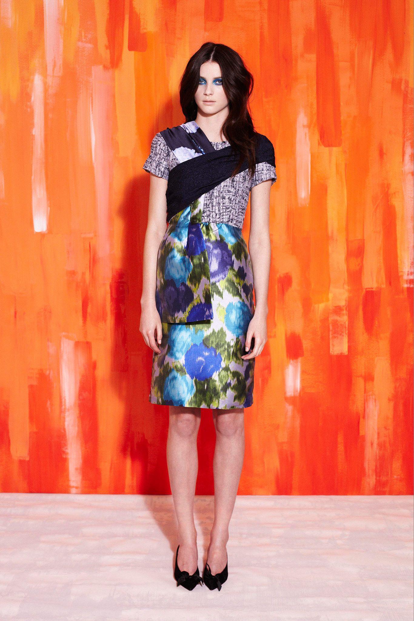 Michael van der Ham Resort 2014 Fashion Show