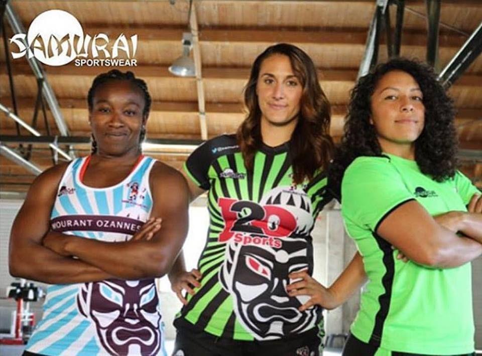 Have You Been Inspired By The Wrwc2017 Samurai Sportswear Create Women S Rugby Match Kit Team Wear Leisurewear For Ev Womens Rugby Team Wear Leisure Wear