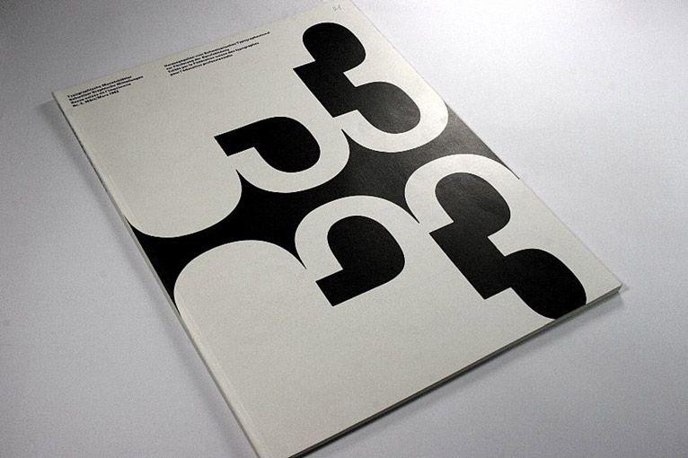 #typography, swiss, magazine, wolfgang weingart, helmut schmidt, hans rudolf lutz  via designspiration