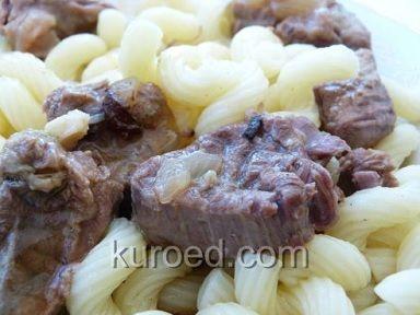 второе из говядины рецепты с фото