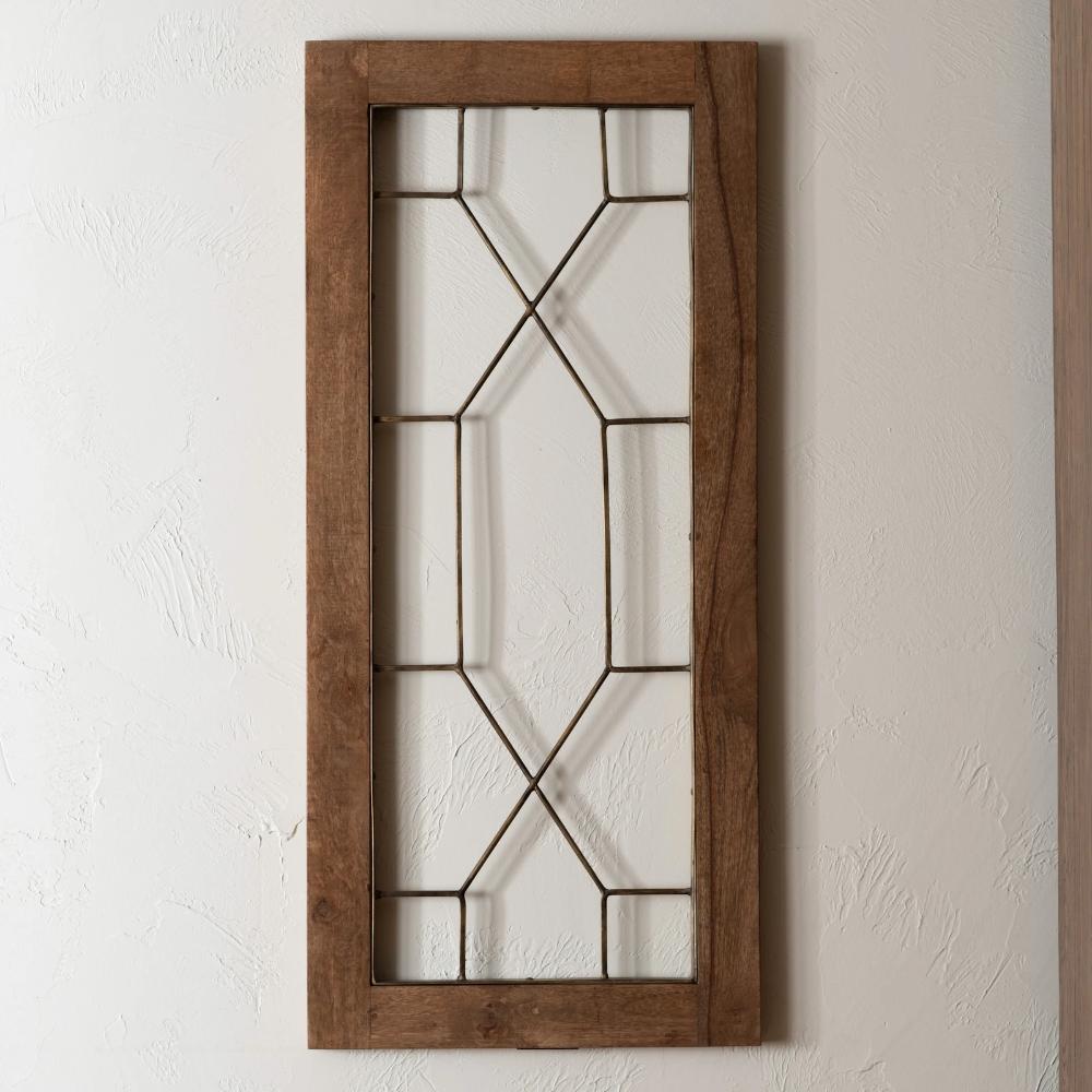 Barclay Wood Brass Window Pane Window Pane Painted Window Panes Simply Framed