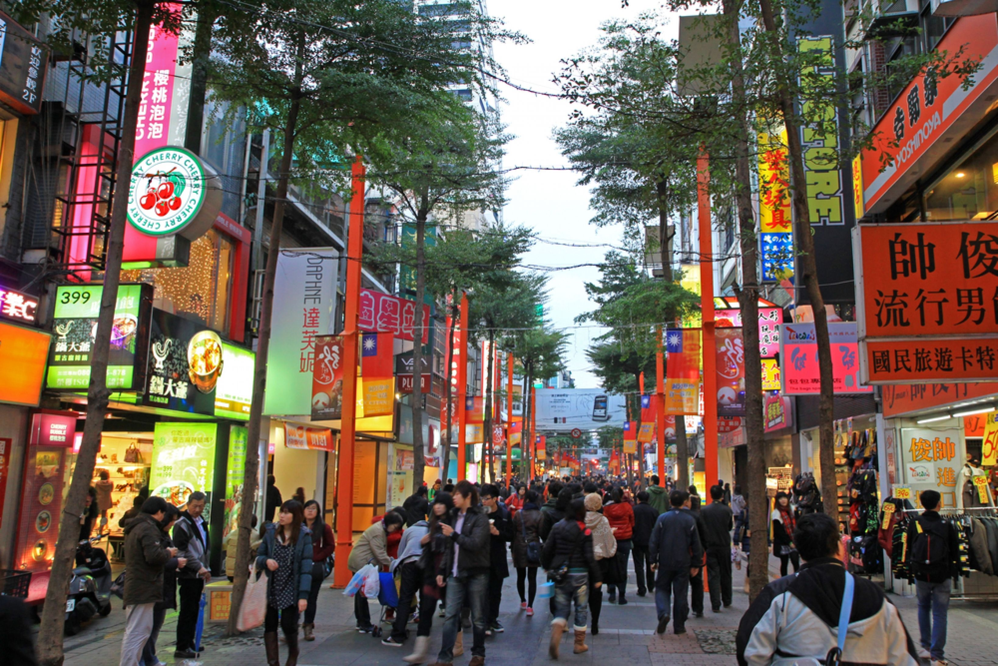 Charming Guide To Muslim Travel In Taiwan Part 1 Halal Food Holidayssg And Also Ximending In Taiwan