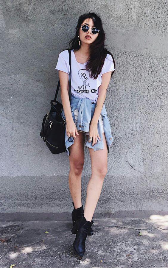 Não tem nada melhor do que buscar inspiração fashion com garotas estilosas no Instagram, principalmen...