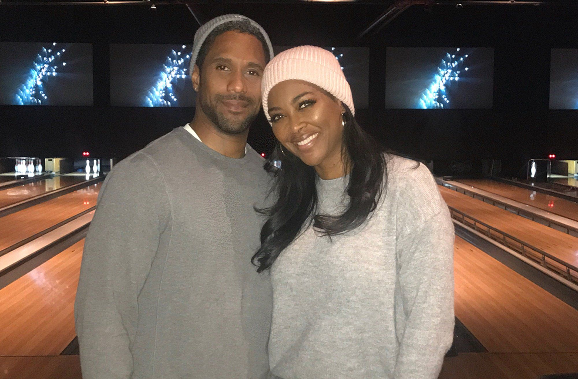 Kenya Moore And Her Husband Marc Daly Share Photos Of