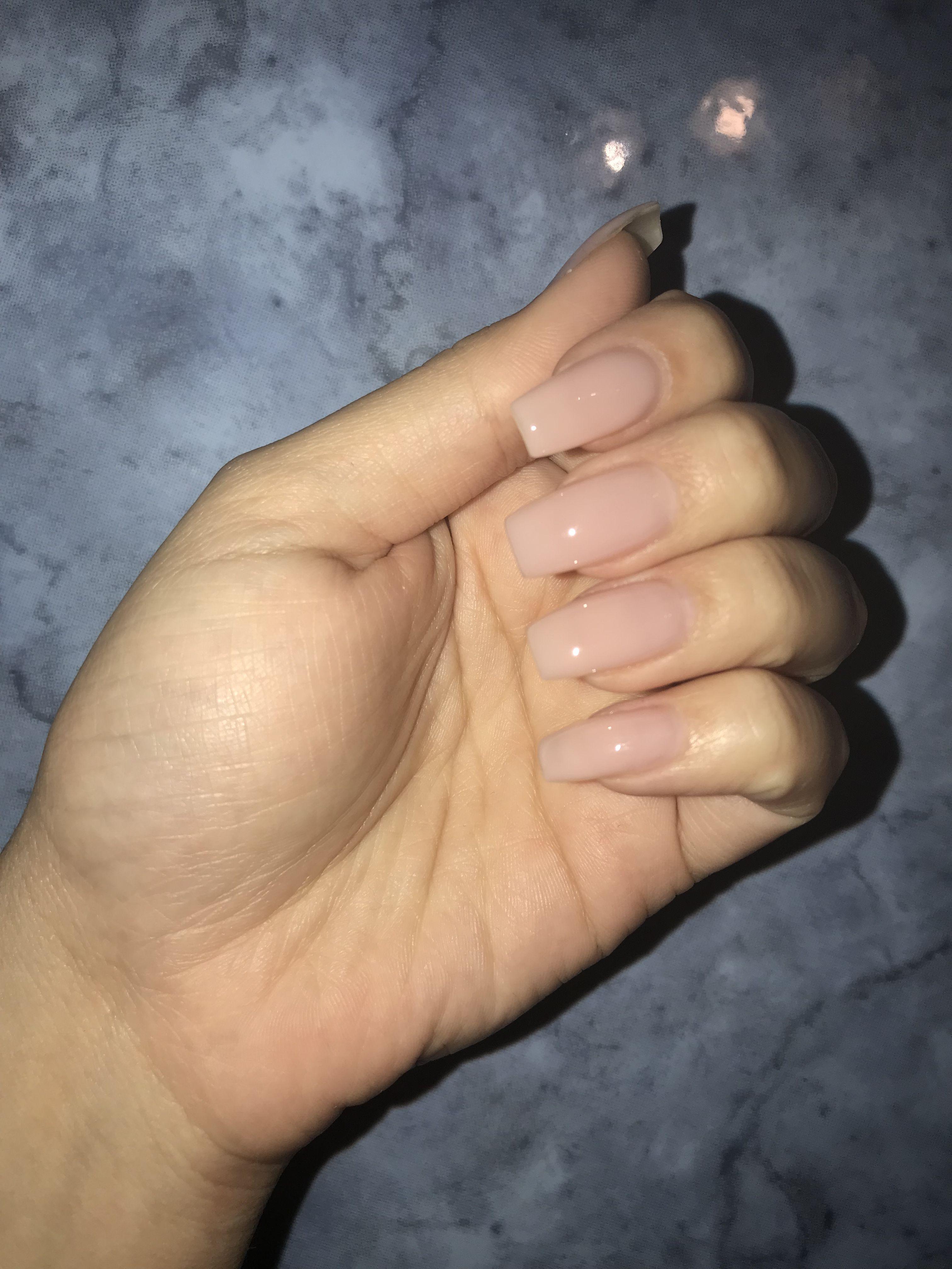 Pinterest: kjerstynjordheim | Nails | Pinterest | Natural, Fall nail ...