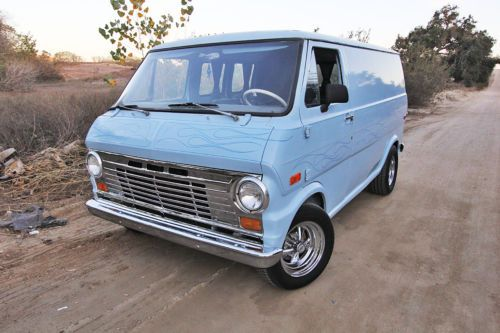 Pin By Rblosser On Hot Rods With Images Ford E Series Van For