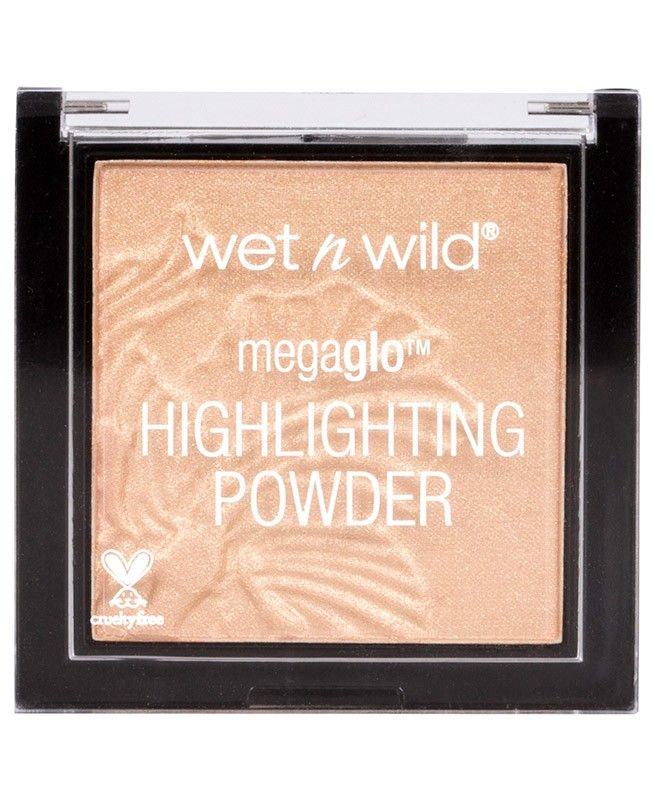 Image result for Wet n Wild MegaGlo Highlighting Powder Precious Petals png