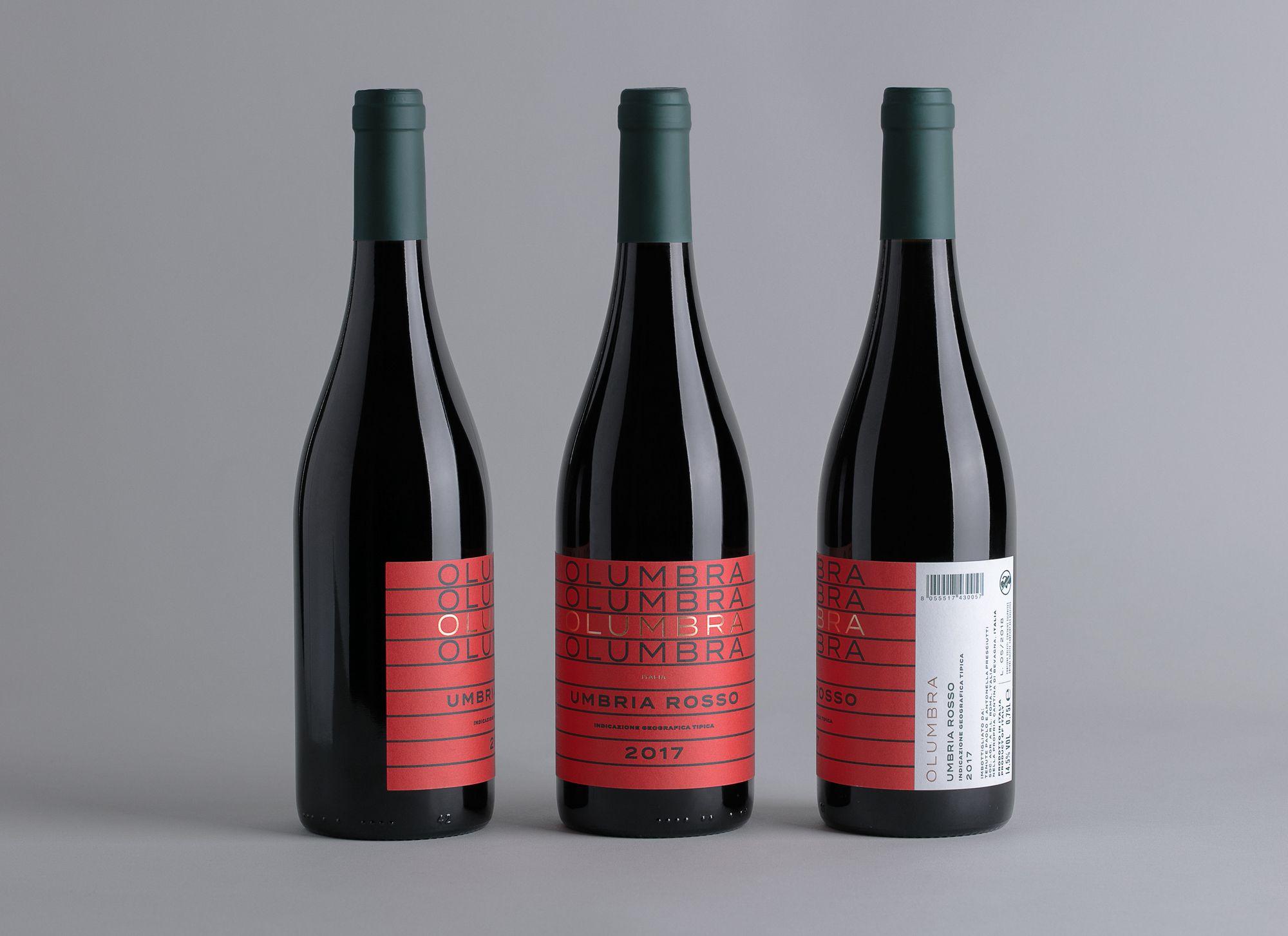 Olumbra Wine Label On Behance Wine Label Wine Label Design Wine