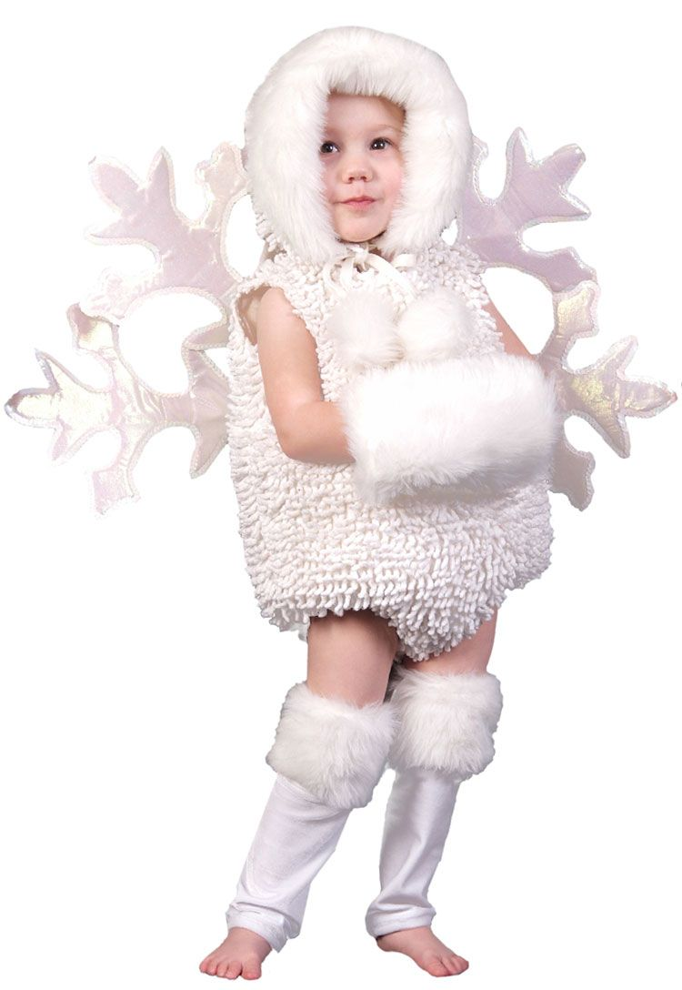 Baby and Toddler Snowflake Costume - Baby Christmas Costumes ...