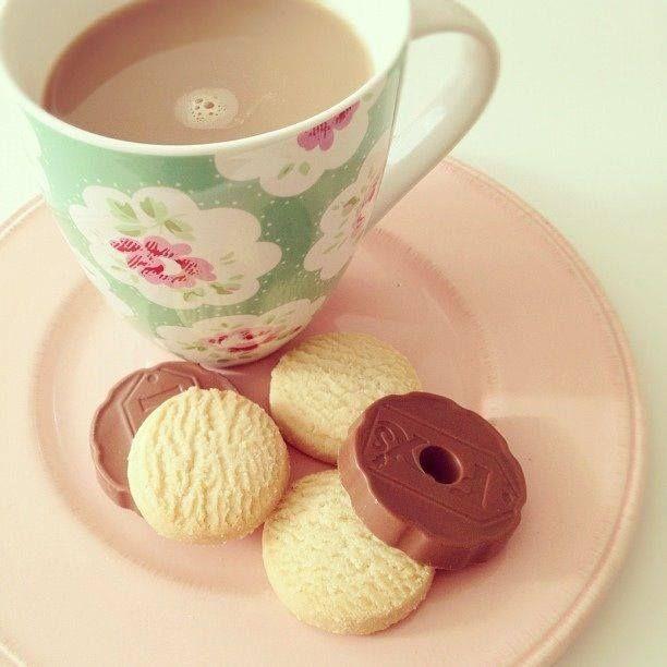Cafezinho com doçuras!