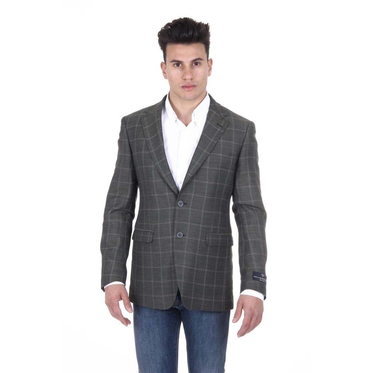 Versace 19.69 Abbigliamento Sportivo Milano Italia Mens Jacket CLAK 2B - 118/A VERDE - MILITARY GREEN
