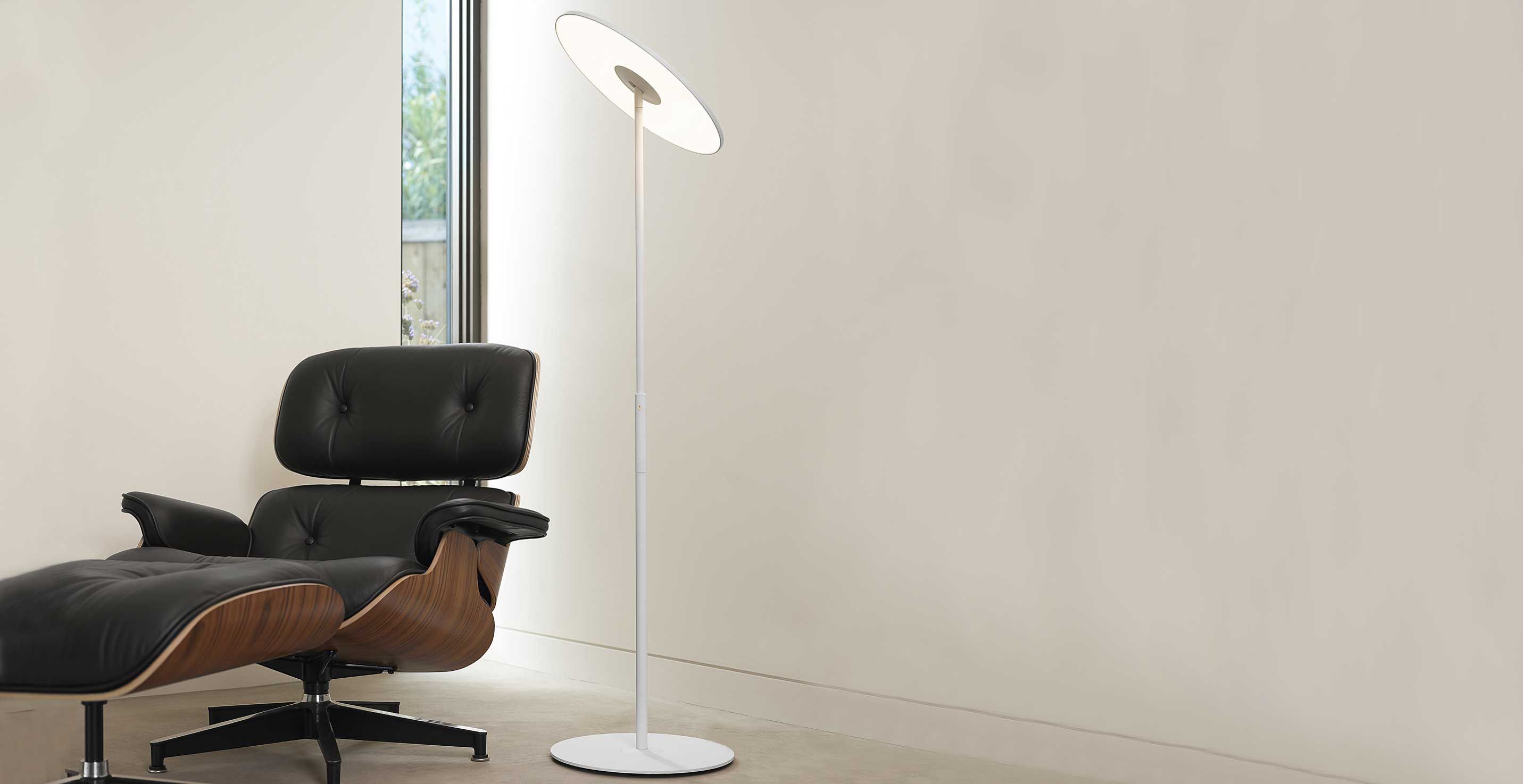 Circa Floor Lamp by Pablo available at Hold It Contemporary Home in San Diego