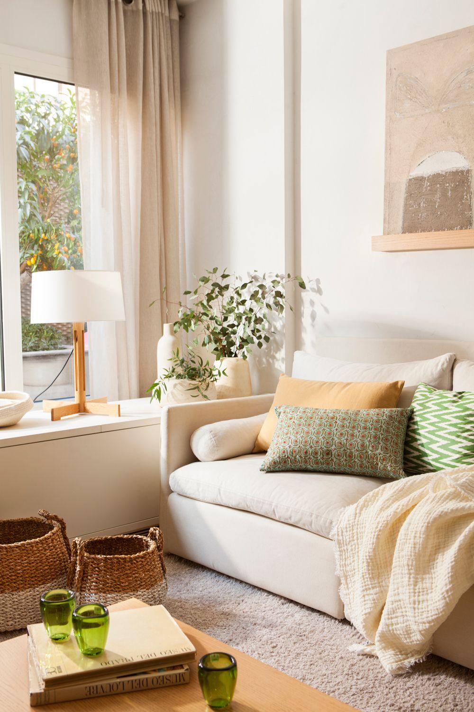 Los mejores sof s de dise o de todos los colores y estilos for Muebles bajos de salon