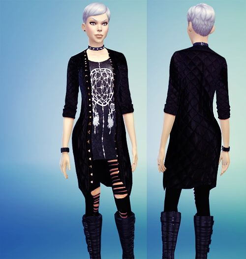 MissFortuneSims: 8 outfits • Sims 4 Downloads