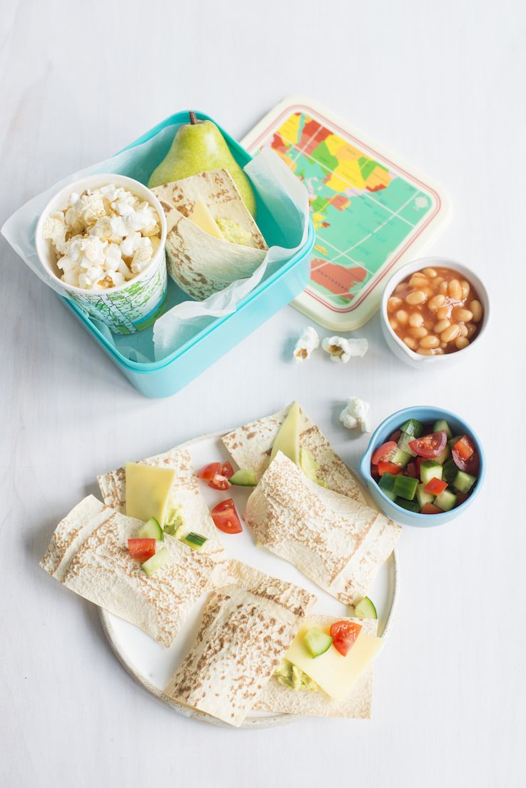 {NEW} LUNCHTIME FIESTA: FREE RECIPE eBOOK 15 complete lunchbox suggestions: bit.ly/2iXDDd3