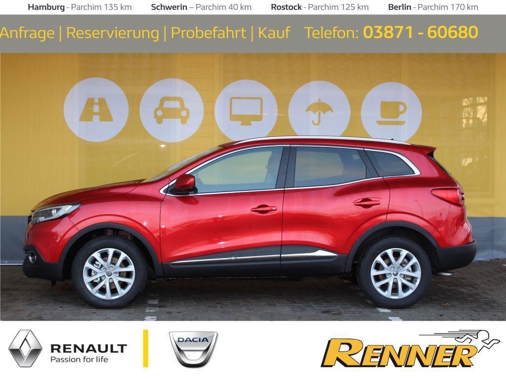 Renault Kadjar Tce 130 Experience Winterpaket Fahrzeuge