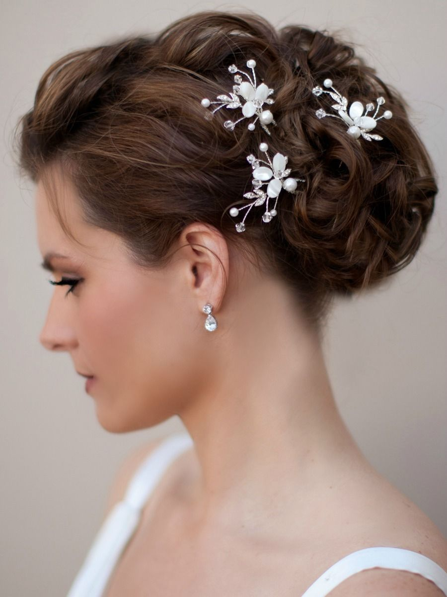 pin by vasavi batchu on hair makeup | bridal hair, bridal