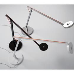Rotaliana String T1 Tischleuchte weiß schwarz Rotaliana #decodenoelfaitmaison