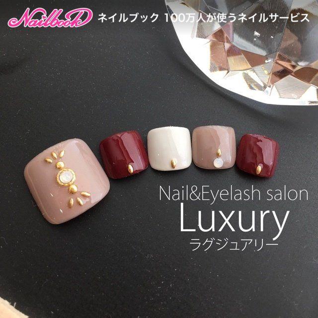 ピンク/ホワイト/レッド/ワンカラー/オフィス - Nail_eyelash_luxuryのネイルデザイン[No.1842031]|ネイルブック