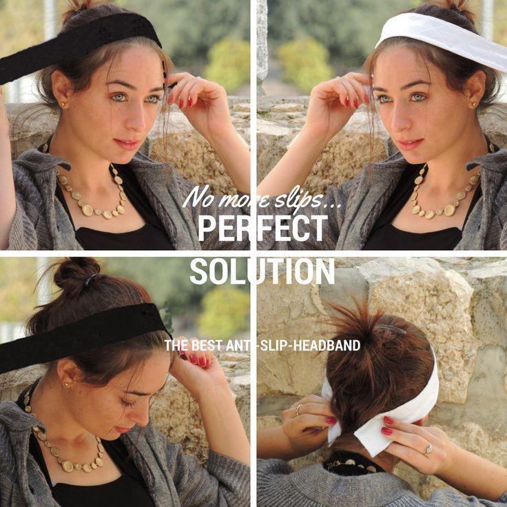 f7b71474e643d54f57671ba307f41d54 - How To Get A Headband To Stay In Place