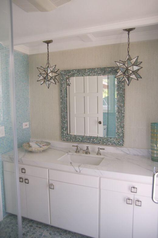 A beautiful bathroom design inspiration pinterest guest bath lights and bath for Dabella exteriors llc