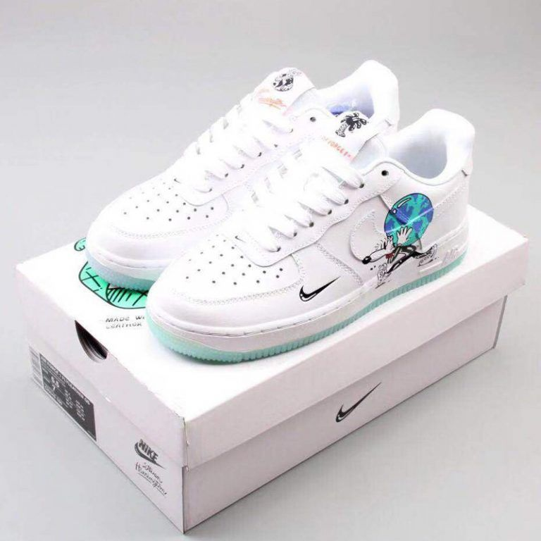 Posdata Consistente oveja  Nike Air Force 1 Flyleather QS