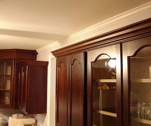 Crown Molding Corner Blocks Kitchen Cabinet Moulding Kitchen Cabinet Molding Cabinet Molding Cabinet